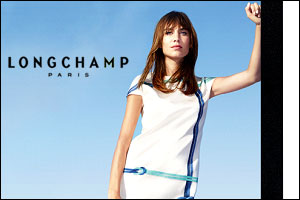 longchamp, alexa chung and le pliage heritage for the spring 2015...