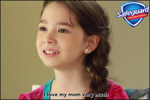 safeguard created a heart-warming video in celebration of mother