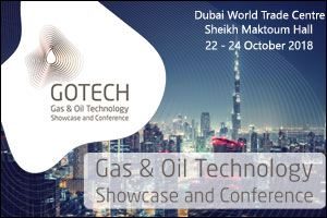 Gas & Oil Technology Showcase and Conference (GOTECH 2018)