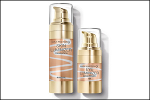 max factor skin luminizer foundation and eye luminizer brightener...