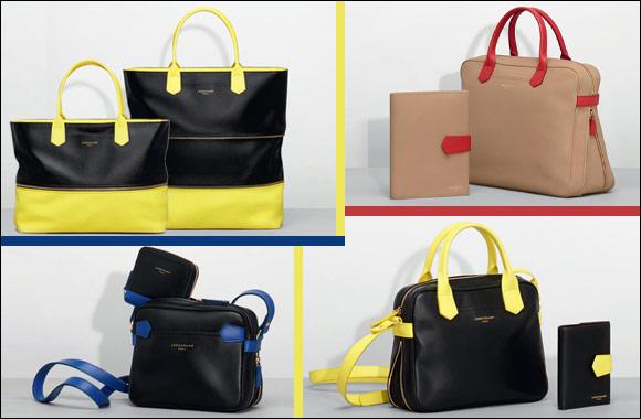Portefeuille Longchamp 2.0