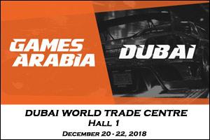 Games Arabia 2018