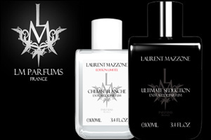 luxury perfumery, lm parfums, makes a fragrant landing in the mid...