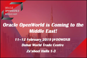 Oracle OpenWorld Middle East 2019