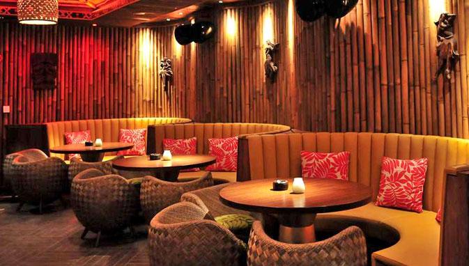 Arabic restaurant dining interior design traditional joy