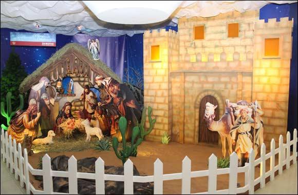 Joyalukkas Creates The Biggest Christmas Crib Ubai Com